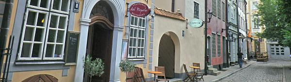 Riga tours. Classical tours in Riga.