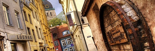 Riga Old Town walking tour