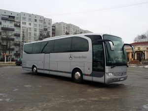 Riga Bus rental
