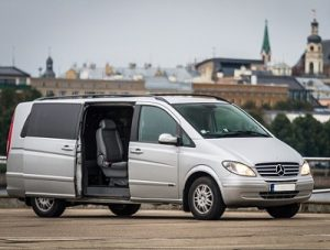 Transfer services in Riga