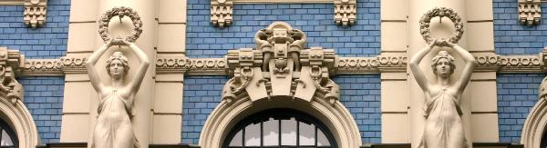 "Тур ""Аrt nouveau"" по Риге. Пешеходный тур ""Art nouveau""по Риге."