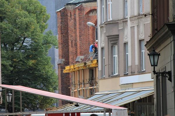 Riga development