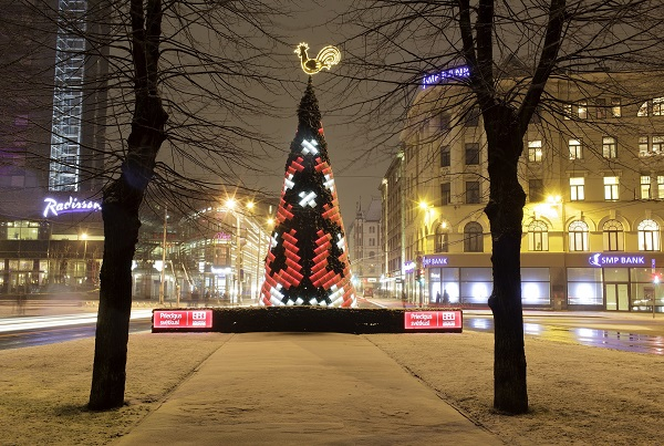 Riga Christmas tree