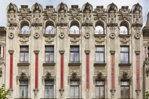Art Nouveau Alberta Street Riga