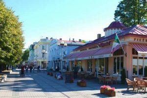 Joma Street Jurmala