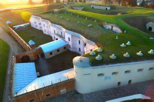 Ninth Fort Tunels