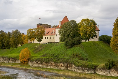 Bauskas castle tour
