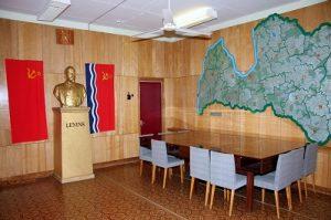 Soviet Secret Bunker